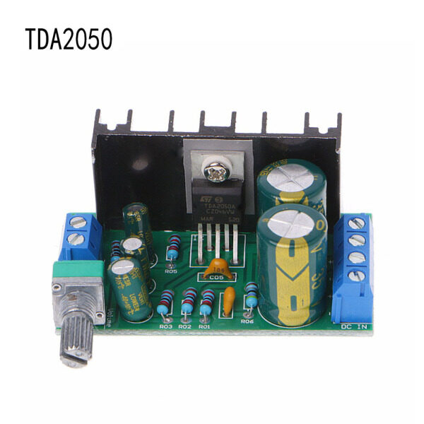 New Board Digital 5W-120W TDA2050 1-Channel Module Audio Amplifier