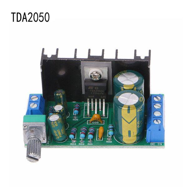 New Board Digital 5W-120W TDA2050 1-Channel Module Audio Amplifier