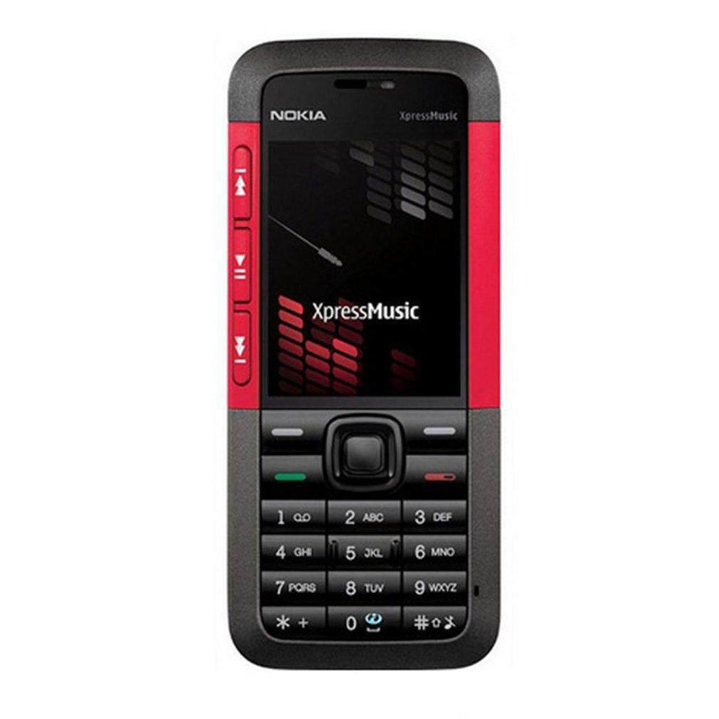 Hot Penjual Nokia 5310xm Xpressmusic Bluetooth Jawa Mp3 Pemain Dibuka Diperbaharui Ponsel By Neveriss.