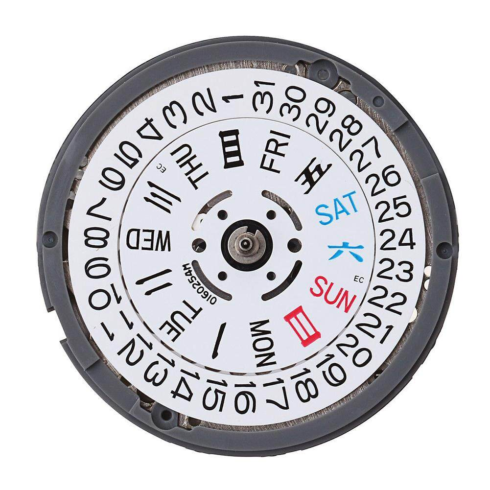 High Accuracy Automatic Mechanical Watch Wrist Movement Day Date Disc Wheel For NH36 Movement Parts Malaysia