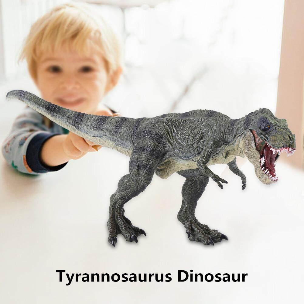 【HOT SALE】Cherishone Thực tế Tyrannosaurus Khủng Long Mô Hình Động Vật Hình Trẻ Em Đồ Chơi Giáo Dục Sớm Tặng Nhật Bản