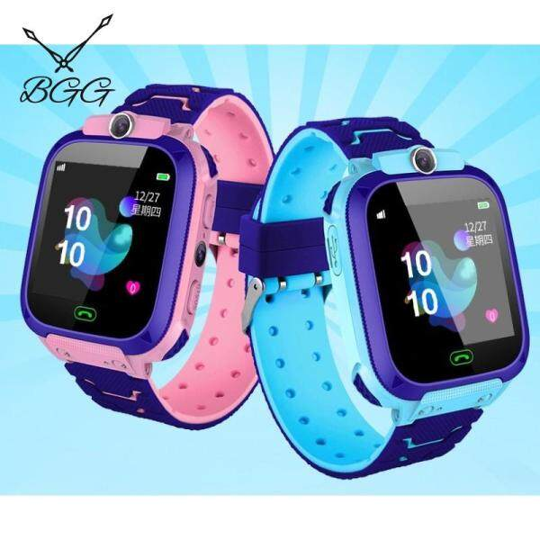[RAYA SALE] BGG Kids Smart Watch Anti-Lost SOS Tracker Smartwatch Malaysia