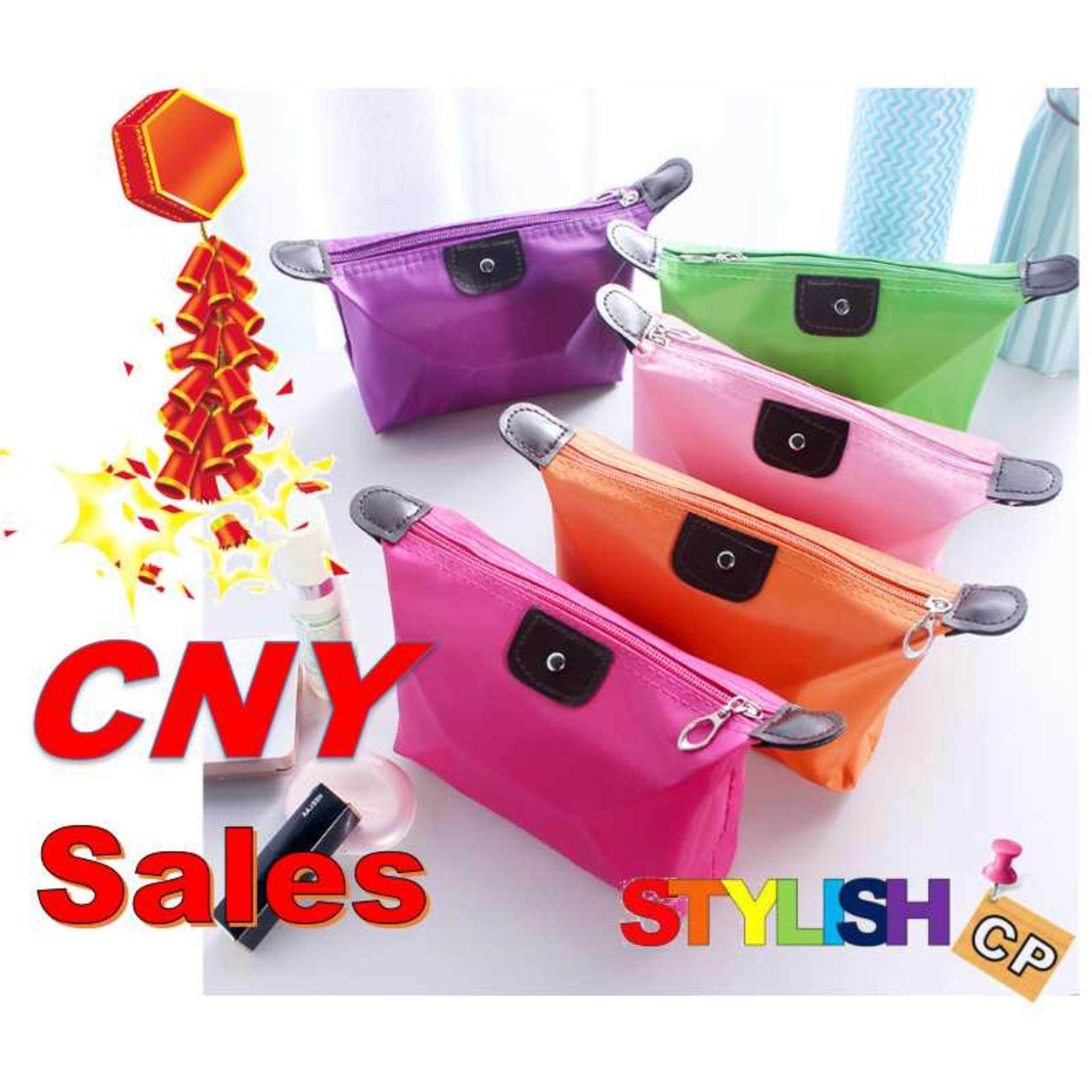 Women Travel Cosmetic Bag Beauty Make up Toiletry Bag Cosmetic Pouch ( Pls  refer photo 2 b827db508f