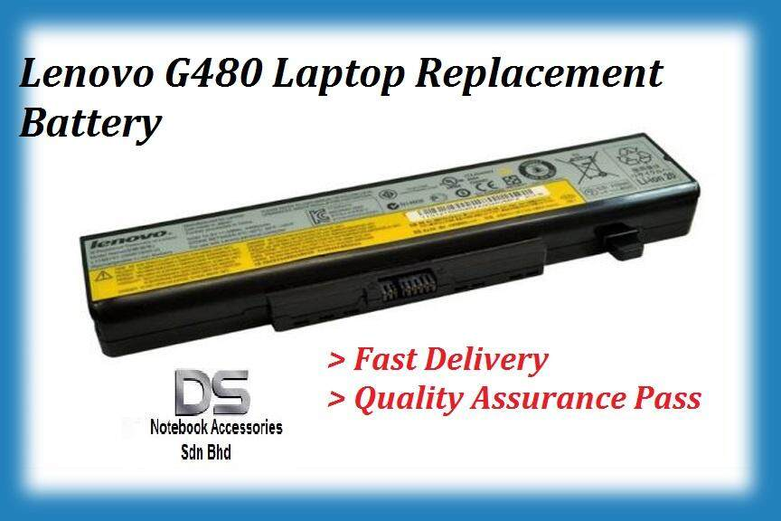 Lenovo IdeaPad Z480 OEM Replacement Battery / Lenovo G580 Battery Malaysia