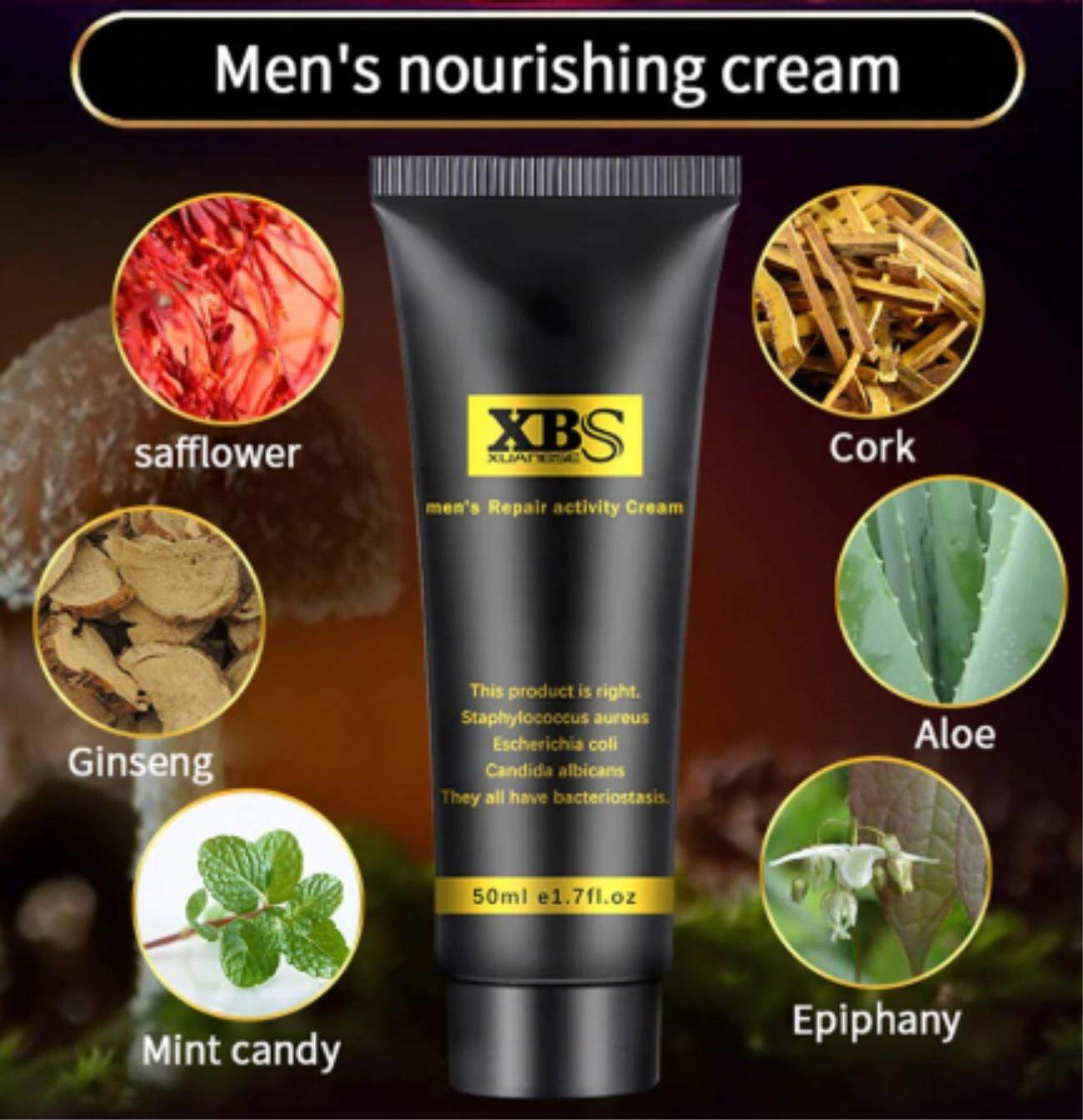 Men Penis Enlargement Cream Increase Growth Dick Size Extender Sexual Products