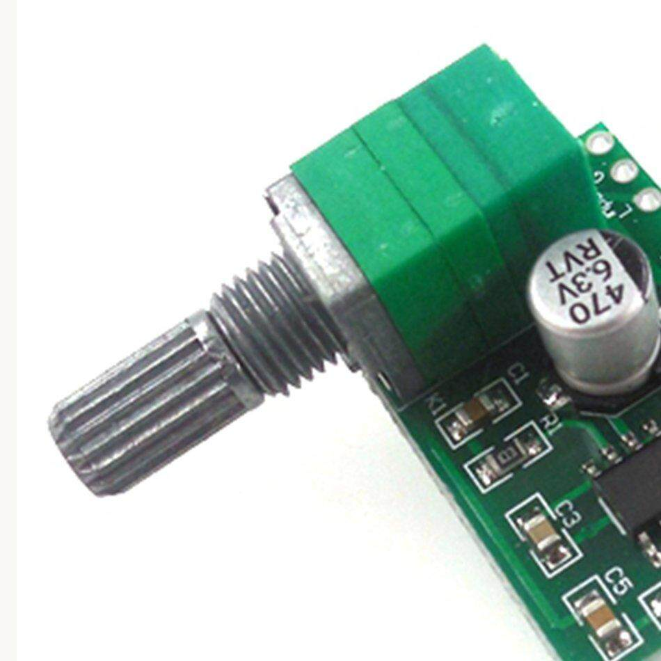 CFB [HOT SALE] HW-012PAM8403 mini 5V digital small power amplifier board with switch