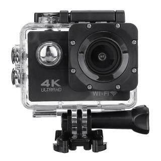 SJ9000 Wifi 4K 2Inch 1080P Siêu HD Chống Nước Thể Thao Hành Động Camera DVR Đen Bạc thumbnail