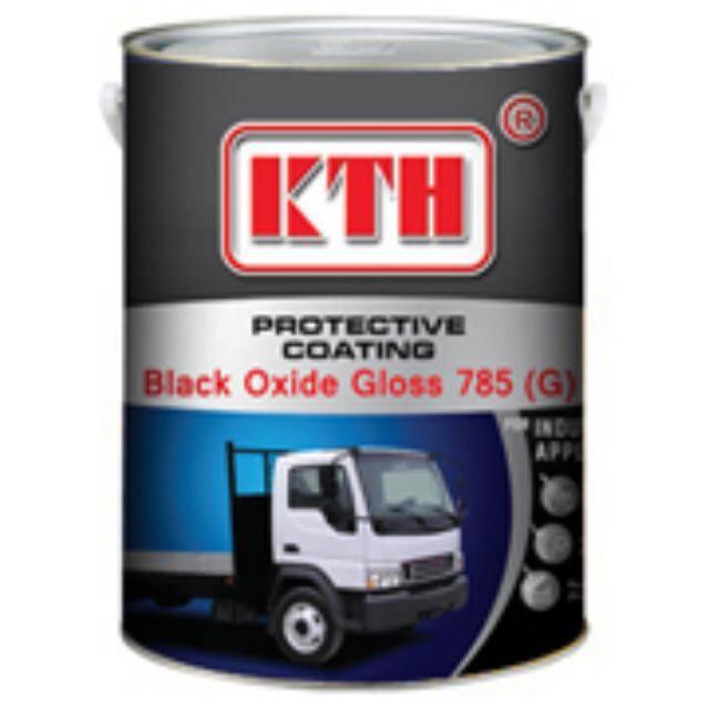 (5 Liter) KTH Protective Coating Black Oxide Primer - 785G / 786 Matt