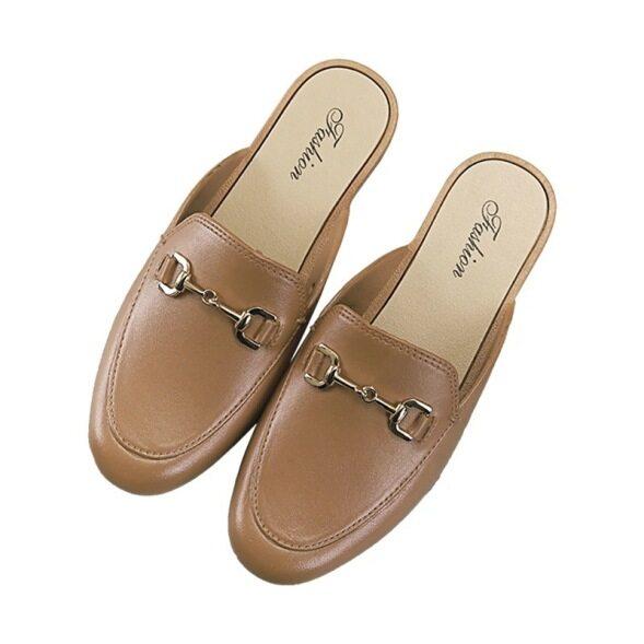 SKCOE Giày Lười Phong Cách Hot, Dép Đi Ngoài Thời Trang Ins Is Cool Procrastinate Muller Baotou Dép Đi Trong Nhà, Nữ giá rẻ