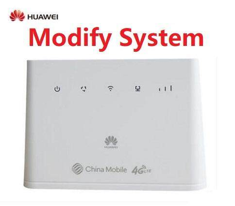 Huawei B310 B310As - 852 4G LTE SIM Card Wifi Modem Router Hotspot With  2pcs Antenna (USED)