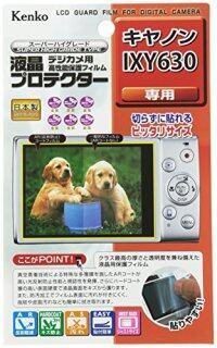 Kenko LCD Bảo Vệ Phim LCD Bảo Vệ Canon IXY630 Cho KLP-CIXY630 thumbnail