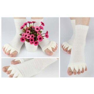 Yoga Foot GYM Vớ Massage Relief Năm 1 Tách Liên Kết thumbnail