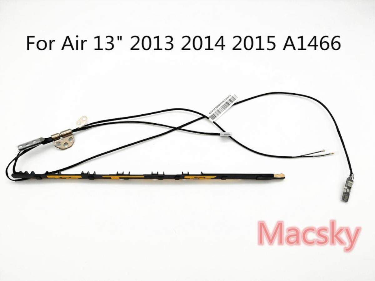 New Antenna Webcam Cable For Macbook Air 13 2013 2014 2015 A1466 Left Hinge & Wifi Antenna Isight Cable 820-3505-a Malaysia