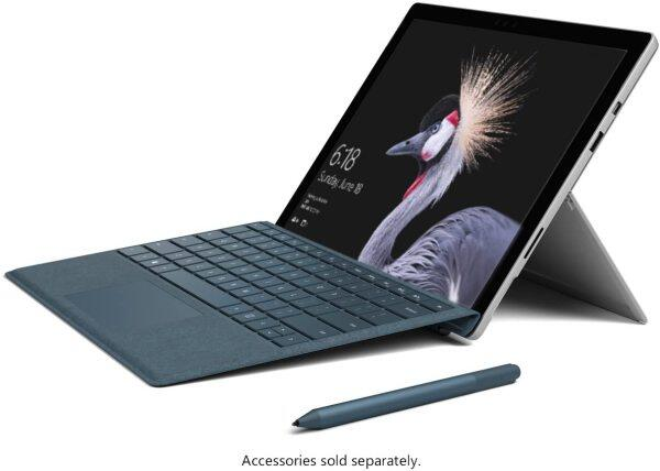 Microsoft Surface Pro 5 Intel Core i7-7th Gen/8GB RAM/256GB SSD 12.3 Touch/TypeCover Keyboard/Stylus Pen/Win 10 Pro/1 Month Warranty Malaysia