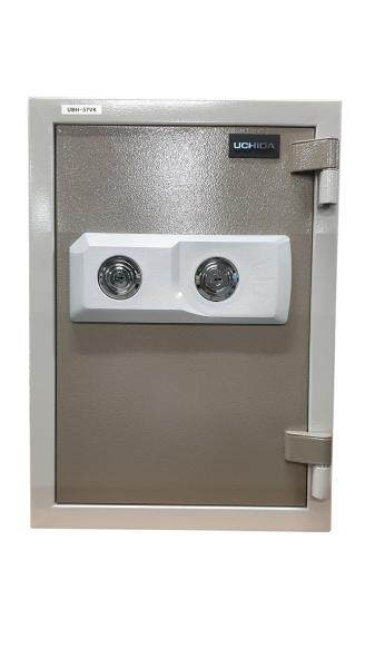 UCHIDA Fire Resistant Safe Box (UBH-57VK - 57kg)_Japan Quality Safe
