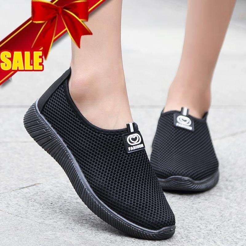 BIGKABOOM Women Fashion Sneakers Breathable Running Shoes for Women  Comfortable Slip-ons Women Walking Shoes 5500c63fb748