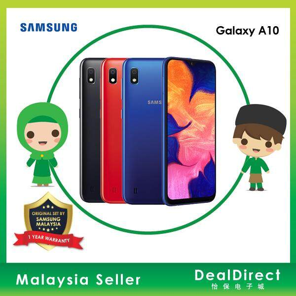 Samsung Galaxy A10 (a105) 32gb + 2gb Octa Core Original Ori By Samsung Malaysia Electronics Sme Red Black Blue Offer Discount Sale Sales Promo Promotion Deal Direct By Deal Direct.