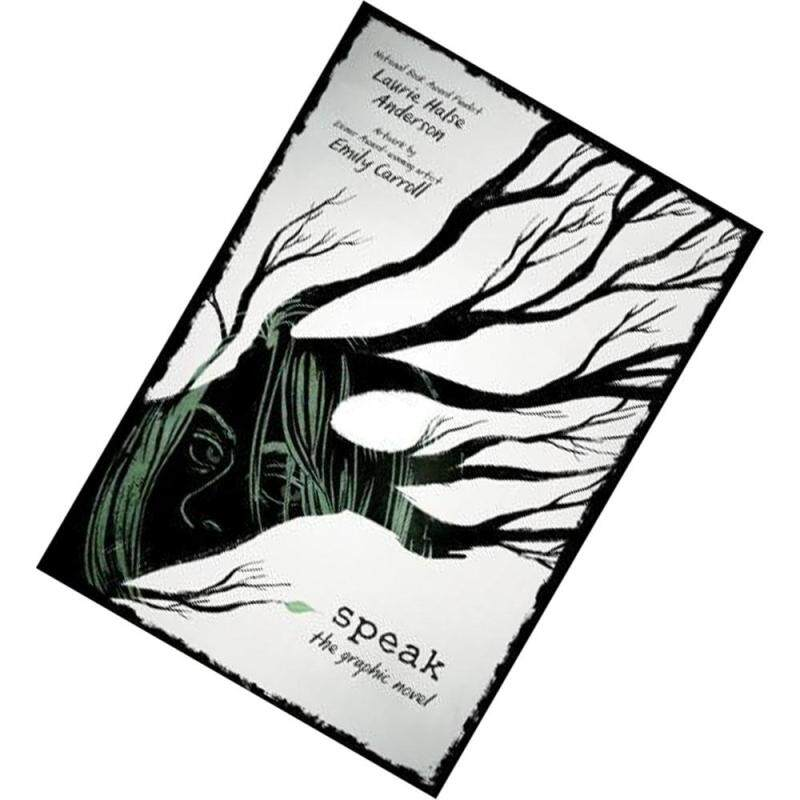 Speak: The Graphic Novel by Laurie Halse Anderson, Emily Carroll (Illustrations) [Hardcover] Malaysia