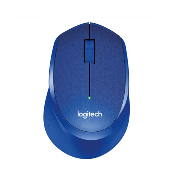 ❤Ship Within 48 Hours❤【Ready Stock】Gamer Mouse Logitech Logitech M330 Wireless Mouse Silent for Office Home Using PC/laptop Mouse Gamer Wireless
