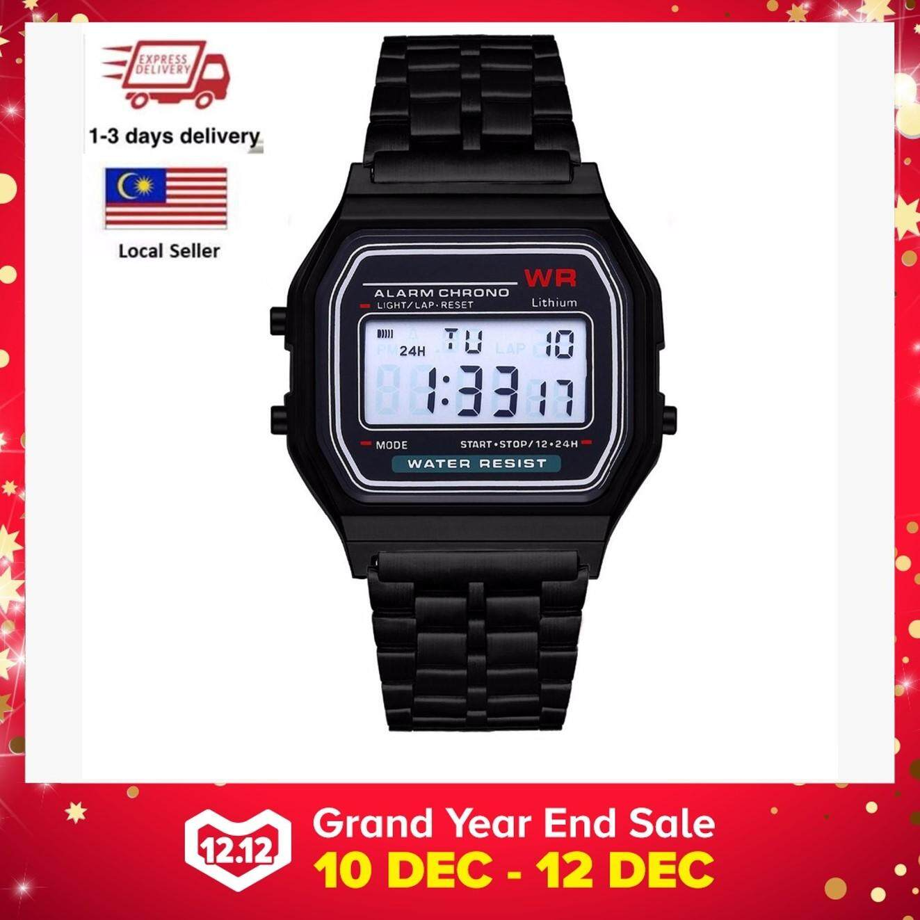 Women Fashion Watches With Best Price At Lazada Malaysia Jam Tangan Swatch Original 100  Yes4008 Go Red Black Ampamp Sports