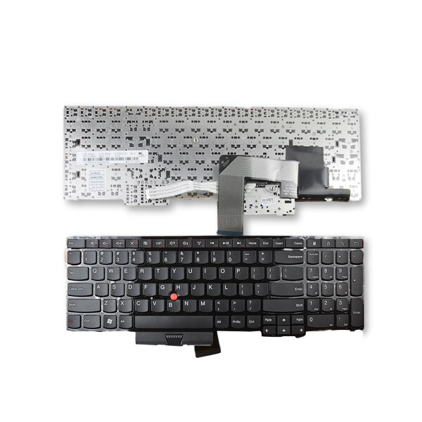 Laptop Replacement Keyboard For Lenovo FOR ThinkPad Edge E530 E530C E535 US keyboard 04Y0301 0C01700 V132020AS3 Malaysia