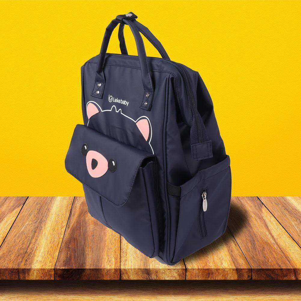 รถเข็นเด็กแม่ Travel มารดากระเป๋าเป้ผ้าอ้อมสะพายหลังกระเป๋าฉนวนความร้อนใส่กล่องข้าว