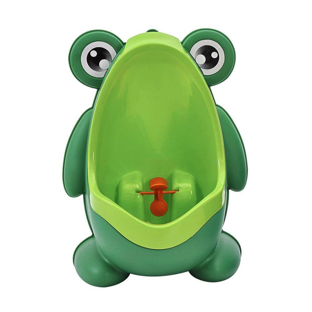 LayOPO Children Standing Wall-mounted Urinal,Baby Boy Frog Potty Urinal Pee Toilet Bathroom Training