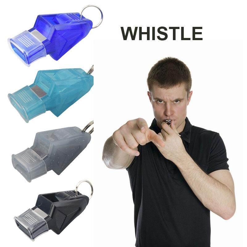Olahraga Peluit Wasit Whistle Klasik Portable 130db 4 Warna Permainan By Mengying Mall.