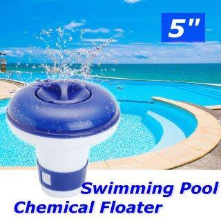 Phao Hóa Chất Hồ Bơi 5 Inch, Cho Viên Clo Pha Chế- thumbnail