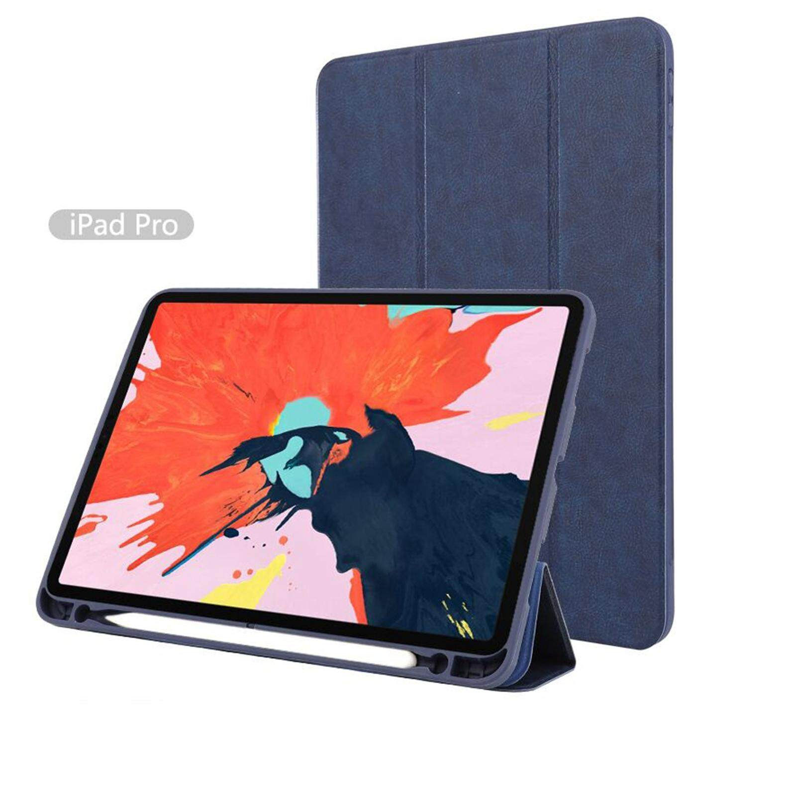 "Magnetic Smart Stand Case Folio Cover for 2018 Apple 11"" iPad Pro 3rd Gen."