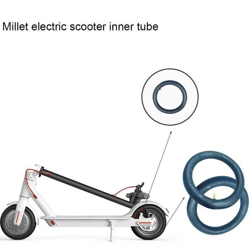 【 Xe tay ga ống bên trong 】8. 5-inch Tiểu-Mi Xe Tay Ga Dày Bên Trong Lốp Xe-cụ thể bên trong ống phụ kiện (1 Chiếc) - 6