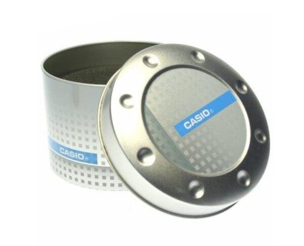 Casio original Round Tin Watch Gift Box TO-MCAA1-1 Malaysia