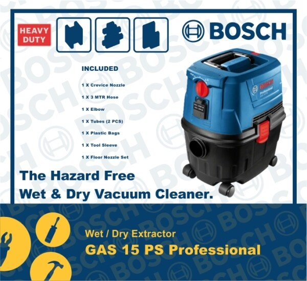 GAS 15 PS Professional