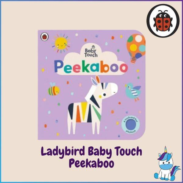 Ladybird Baby Touch - Playbook / Rainbow [Suitable for 1 Year and Above] - Peekaaboo Malaysia