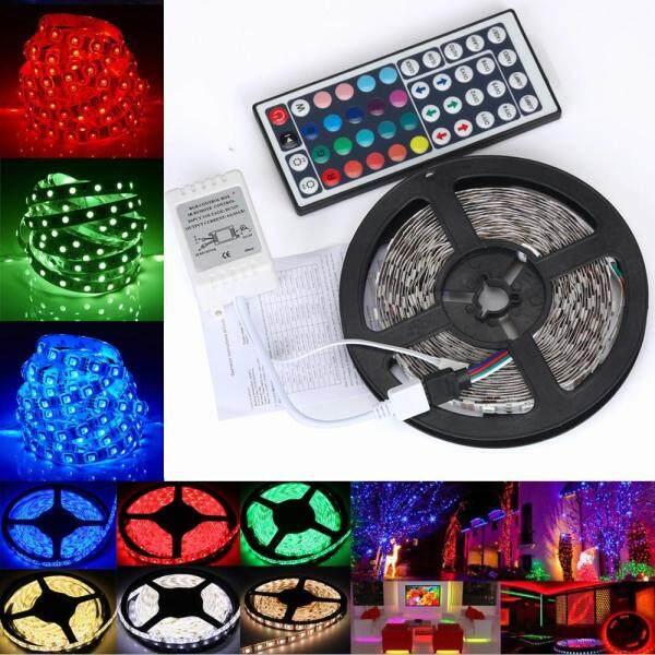 5M 3528 RGB LED Dải Dải Dải Dải Đèn SMD Đèn Dây
