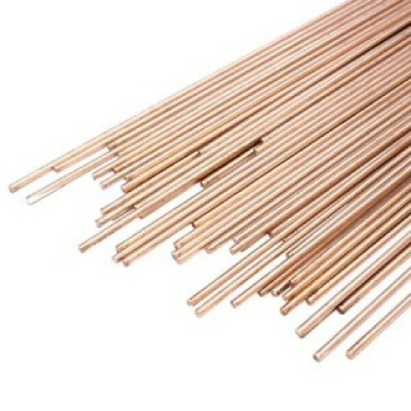 WELDRO Silicon Bronze Brazing Rod 1.6mm / 2.4mm / 3.2mm