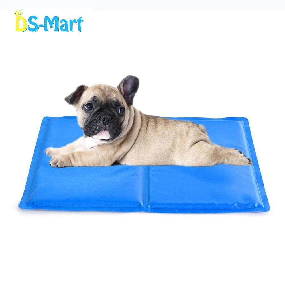 Ds-Mart S/m/l Dog Cooling Mat Pad Self Cooling Gel Pad Bed For Pet Cat In Summer, No Water No Toxic Safe And Clean By Ds-Mart.