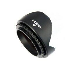 Flower Petal Lens Hood 49mm By Larrys Wholesales Market.