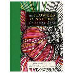 flowers nature colouring book - Coloring Book Flowers