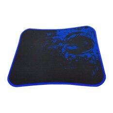 Gaming Mat Non-slip Anti Fray Stitching High Quality Beautiful Mouse Pad (Blue & Black) Malaysia