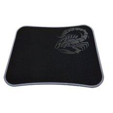 Gaming Mat Non-slip Anti Fray Stitching High Quality Beautiful Mouse Pad (Grey) Malaysia