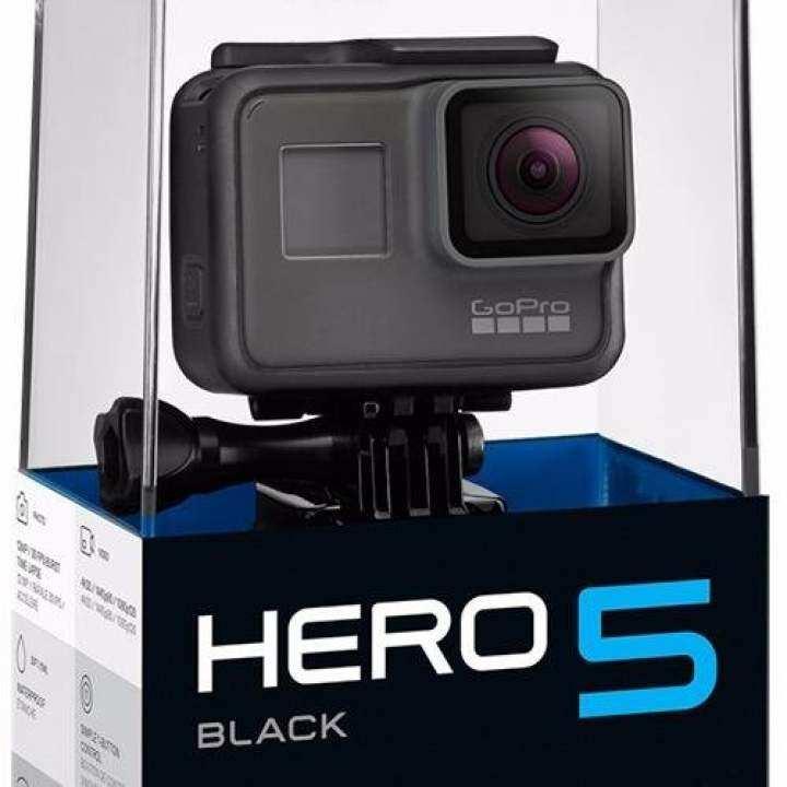 GoPro Hero5 Black: Buy sell online Sports & Action Camera ...