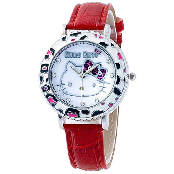 Hello Kitty Analog Watch HKHR1166-02C (Red) Malaysia