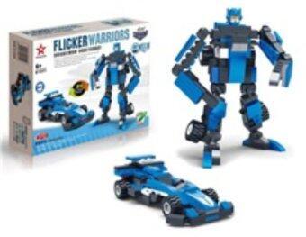 171-Piece Flicker Warriors Building Block Set
