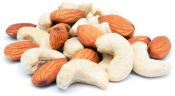 3 Packs of Almond Cashew Mix (120g)