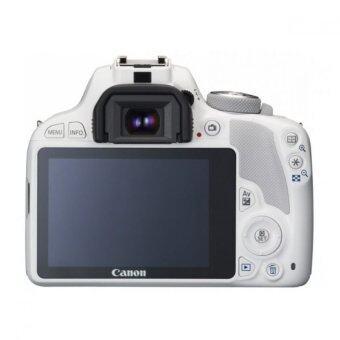 (IMPORT) Canon 100D ( Kiss X7 White 18MP + 40mm White Lens + 18-55mm White Lens) + 8GB + Bag