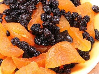3 Packs of Apricot Berry Mix (220g)