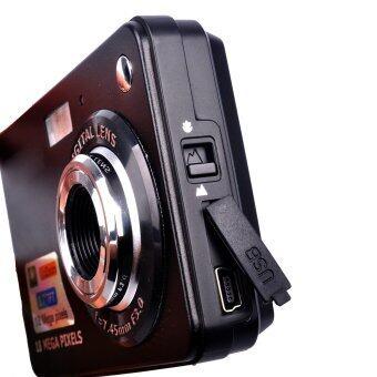 2.7inch 18MP 8x Zoom TFT LCD HD Mini Digital Camera (Black)