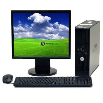 (REFURBISHED) Dell Optiplex 745 2GB RAM 80GB HDD + 17\ LCD Monitor Branded