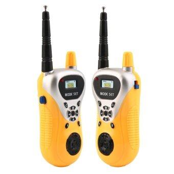 2016 Newest Intercom Electronic Walkie Talkie Kids Child Mni Toys Portable Two-Way Radio Multicolor